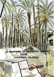Encuentro de dibujantes urbanos