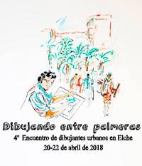 4º Encuentro de Dibujantes Urbanos en Elche