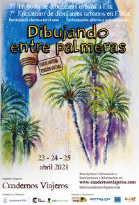 7º Encuentro de Dibujantes Urbanos en Elche